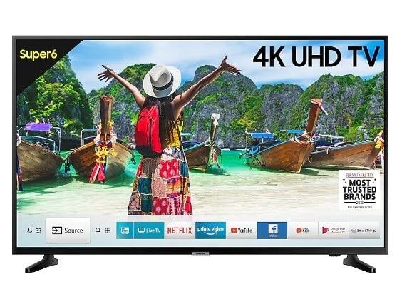 Best 4K TV In India Under 50000 samsung
