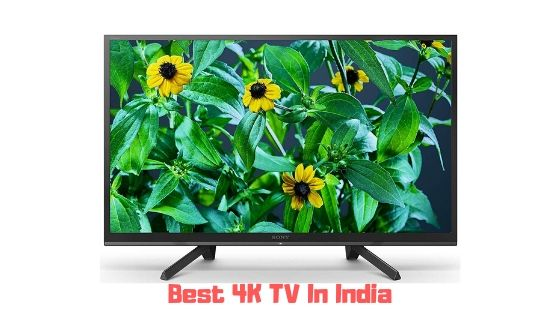 best 4k tv in india