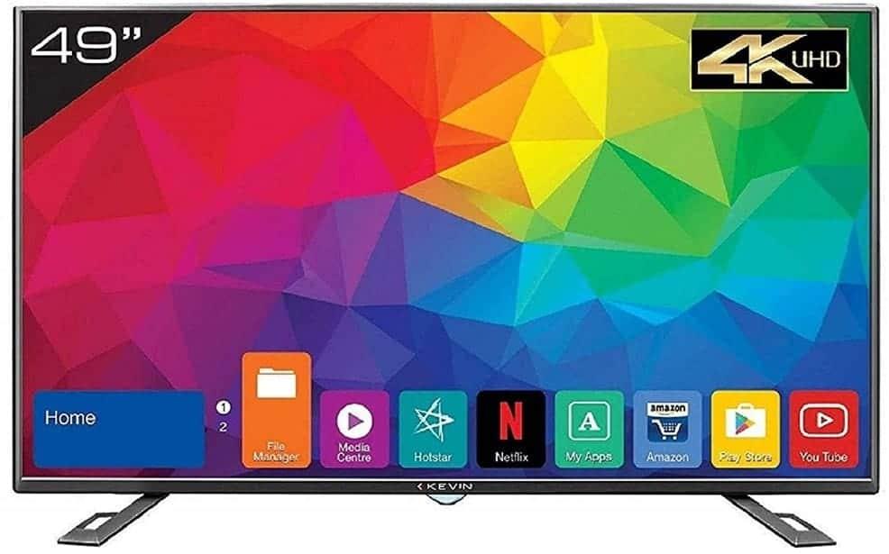 Cheapest 4K TV in India