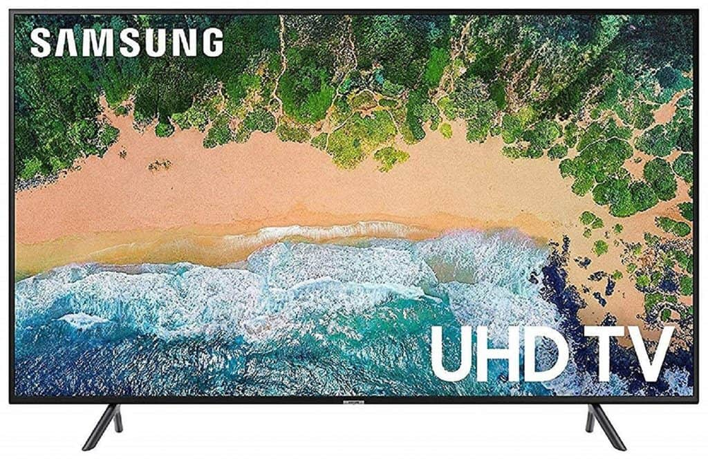 Cheapest 4K TV in India SAMSUNG