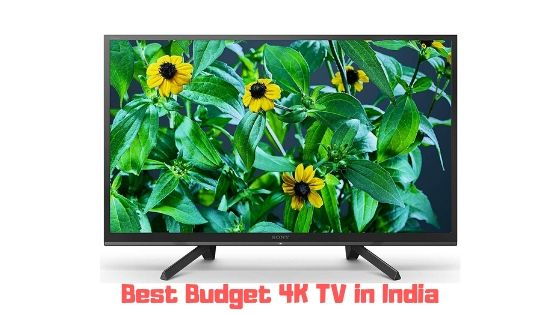 Best Budget 4K TV In India