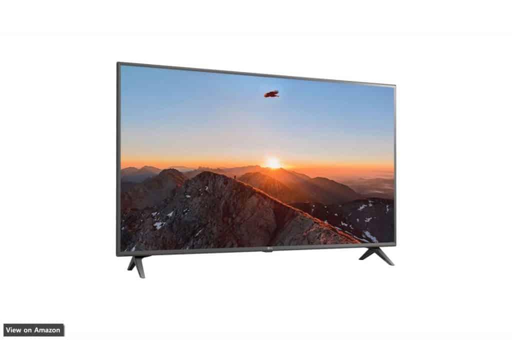 best 4K TV in India under 1.5 lakh LG 55UK6360PTE